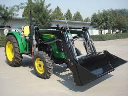 front loader tractor