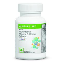 Herbalife Multivitamin Mineral & Herbal Tablets