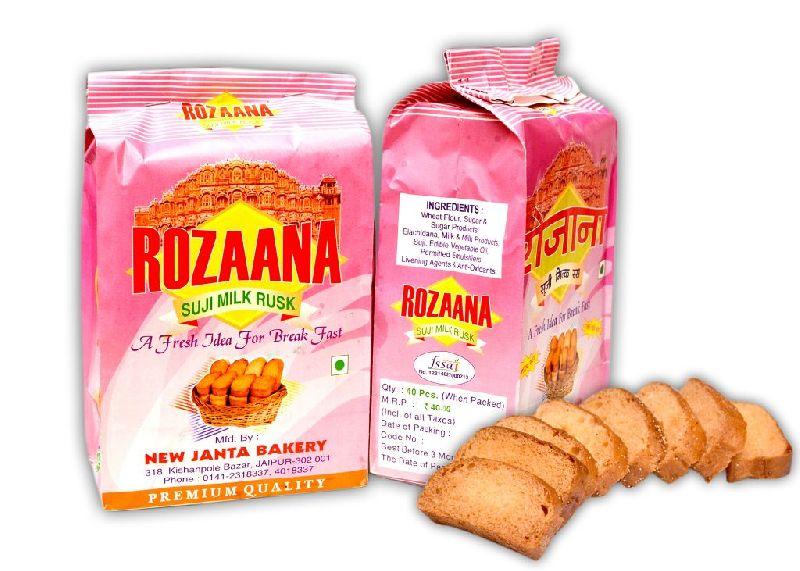 Rozana Suji Milk Rusk