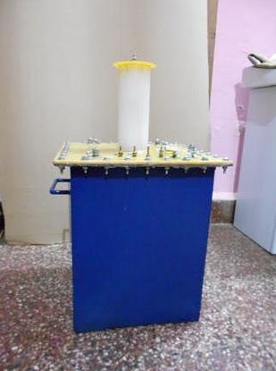 High Voltage DC Power Supply