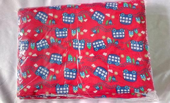100% Cotton Hosiery Baby Blanket