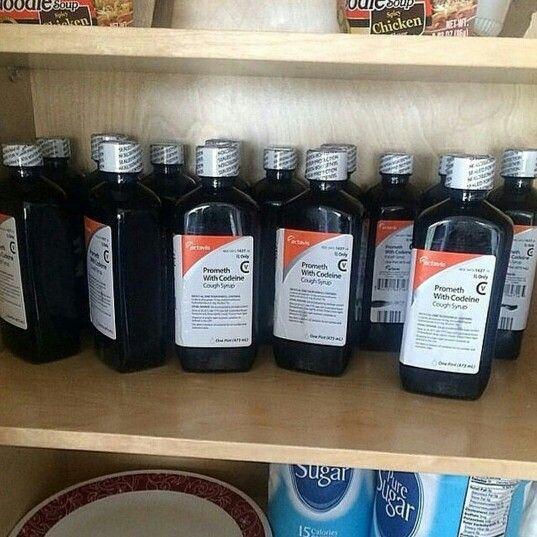 Actavis Promethazine Codine Purple Cough Syrup (YBNL0836)
