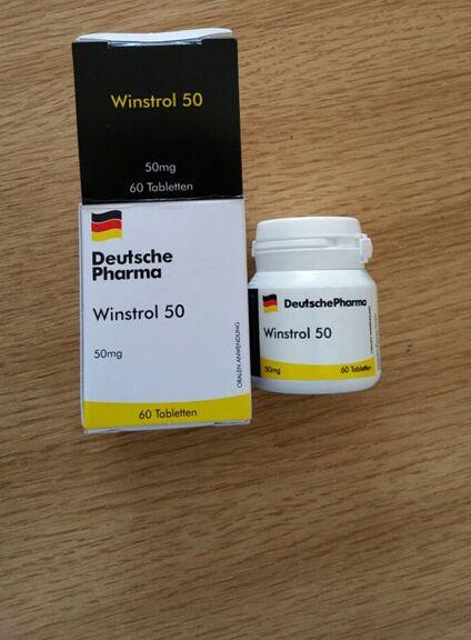 Winstrol (Stanozolol) 10mg 50mg tablet steroids (YBNL0282)