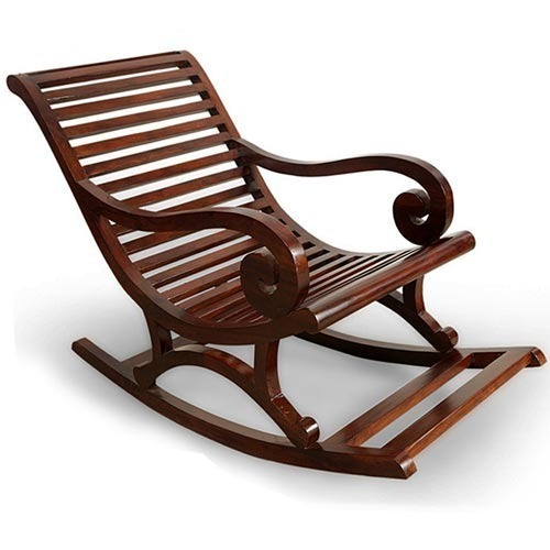 Wooden Rocking Chair Manufacturer In