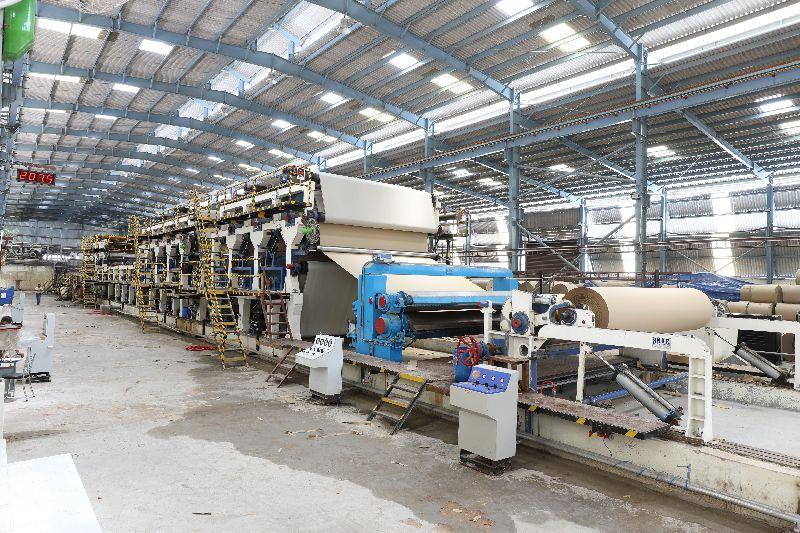 kraft paper mill machinery