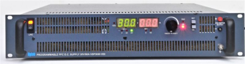 AC to DC programmable power supplies (VSP)