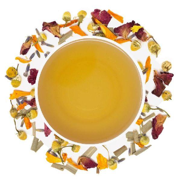 Calming Floral Herbal Tea
