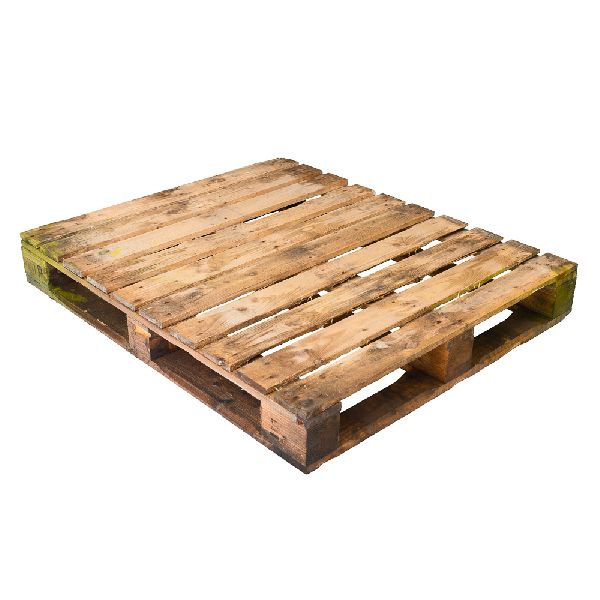 Four Way Wooden Pallets Manufacturer in Gujarat India by ...