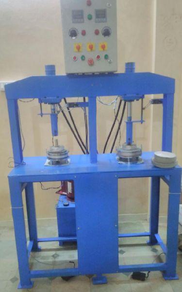 Hydraulic Digital Double Die plate making machine (003)