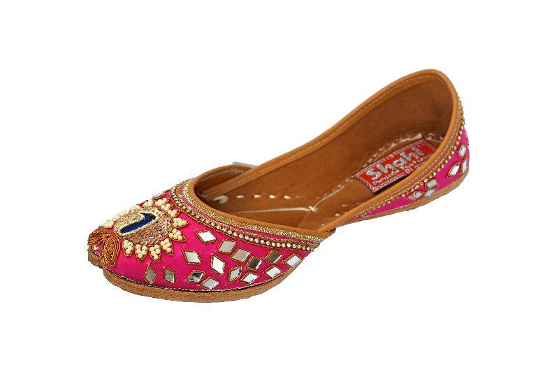 SHAHI PUNJABI FOOTWEAR Rani Punjabi