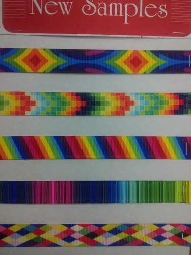 Digital Printed Grosgrain Ribbon
