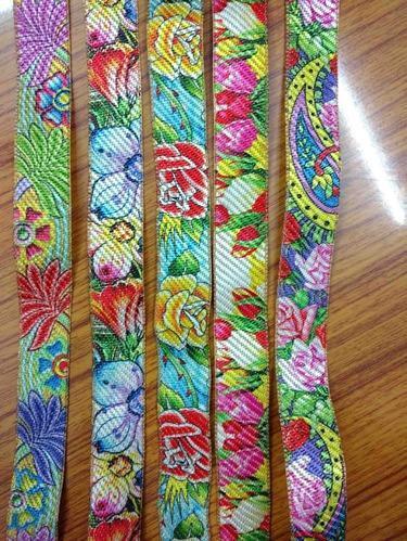 Digital Printed Laces