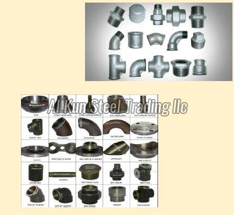 Malleable & Galvanized Iron Pipe Fittings