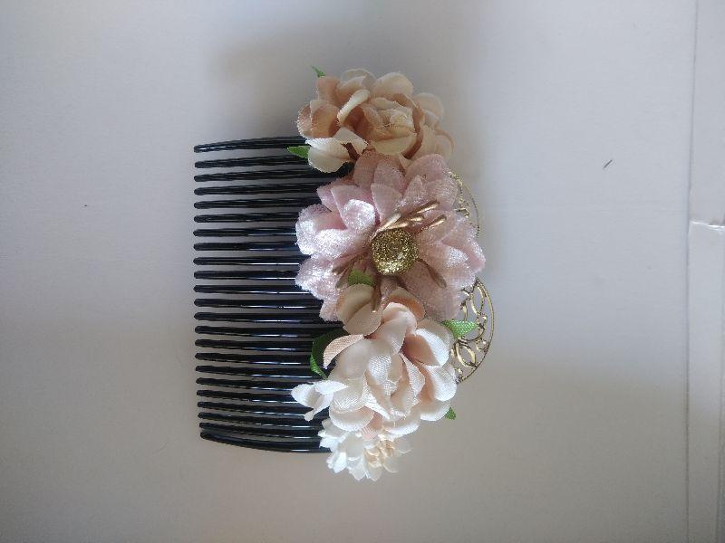 Fancy Hair Comb Clips