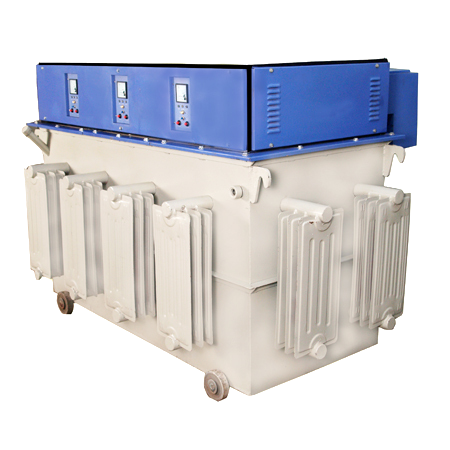 550 KVA Three Phase Servo Voltage Stabilizer (P1012)