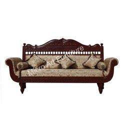 Designer Wooden Ethnic Sofa Set