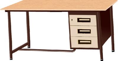 3 Drawer Office Desk (JST 223)