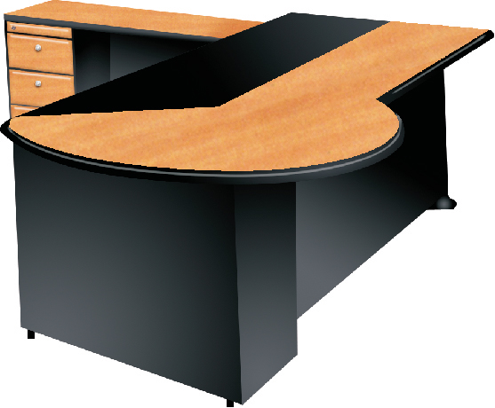 Chief Executive Office Desk (JED 200 A)