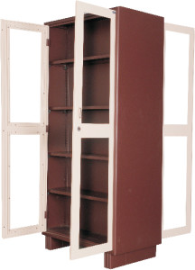 Library Double Sided Rack (JSF 111 (D))