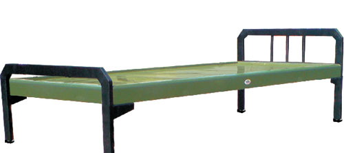 Metal Single Bed (JSB 2 (A))