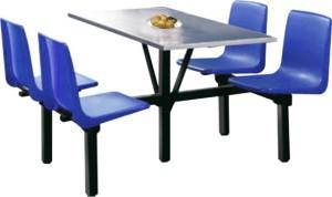 Modern Canteen Table (Model No. JDT-701 A)