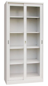 Sliding Glass Door Cabinet (JSF 137 (A))