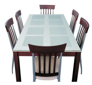 Stylish Dining Table Set