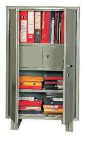Wardrobe With Locker (JSF 108 (A))