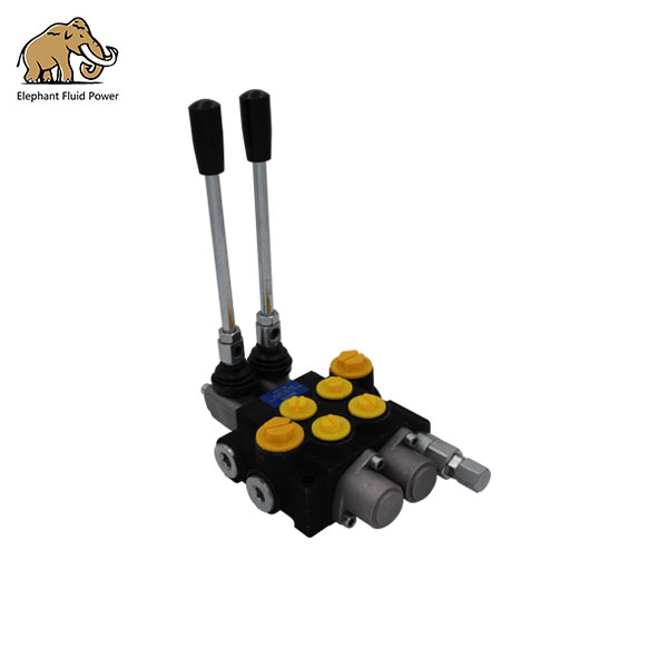 2 Hydraulic Spool Directional Control Valve P80 (11)