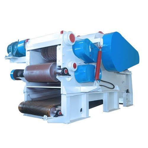 Automatic Wood Chipper Machine