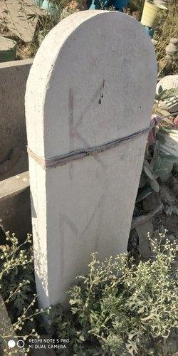Concrete Kilometer Stone