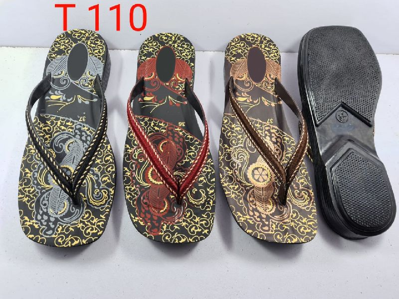 Flip Flop Ladies Slippers