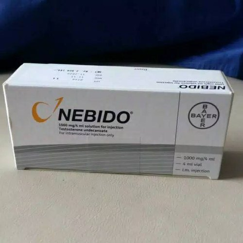 Nebido 1000mg/4ml solution for injection Buy liquid nebido Steroids Injection
