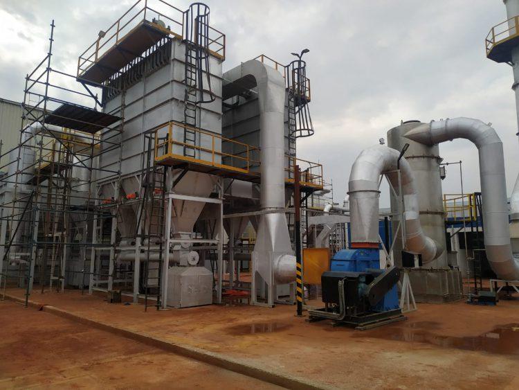 Air Pollution Control Equipment (AIL-EXP-APC-LEAD)