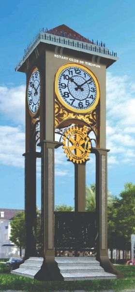 Pillar Clocks