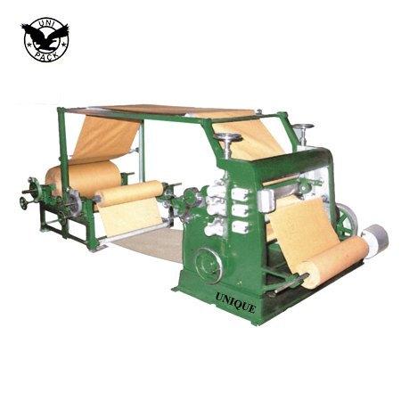 Vertical Paper Corrugating Machine