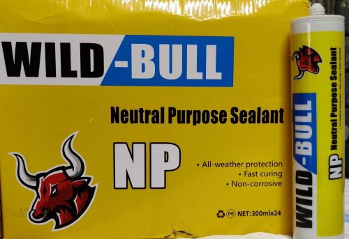 Wild Bull Neutral Silicone Sealant