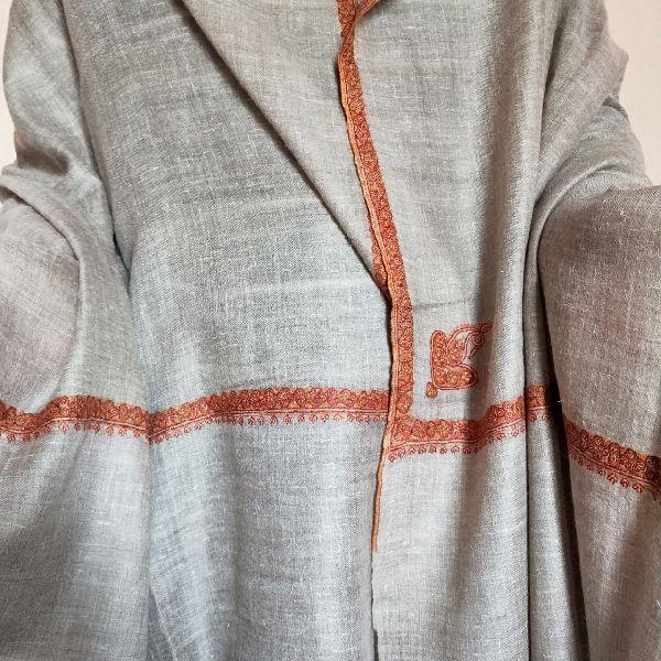 Sozni Embroidery Shawl