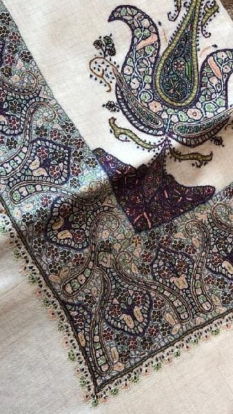 Arabic Turma Shawl