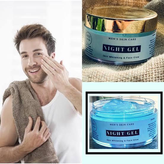 Men Night Get Tan Removal Gel (CCS)