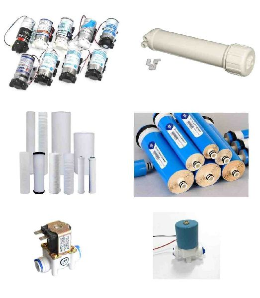 Domestic Water Purifier Spare Parts (RO Spares)