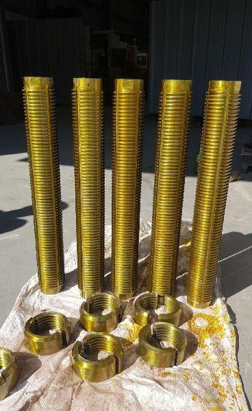 Ferrous & Non-Ferrous Machined Parts