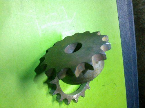Thresher Chain Wheel