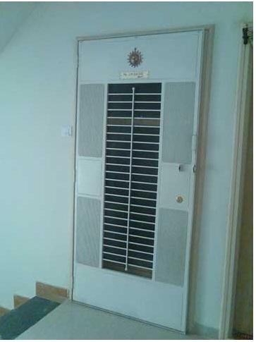 Designer Safety Door Basic DSR-001 (DSR-001)