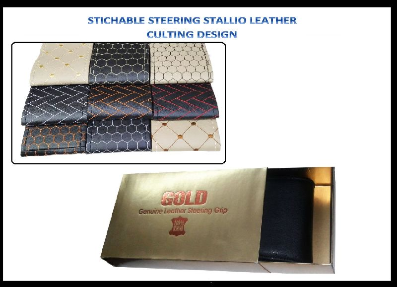 Steering Stallio Leather Culting