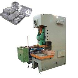 luminium Foil Container Making Machine