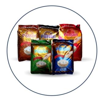 Pansari Golden Sella Basmati Rice