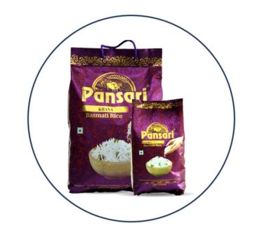 Pansari Khana Basmati Rice