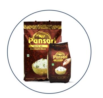 Pansari Royal Basmati Rice