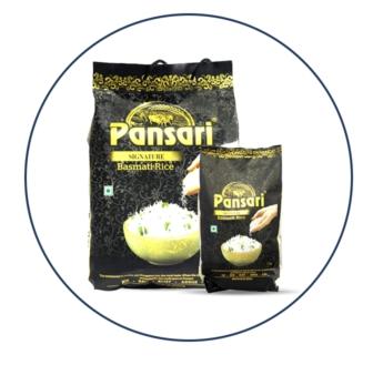 Pansari Signature Basmati Rice